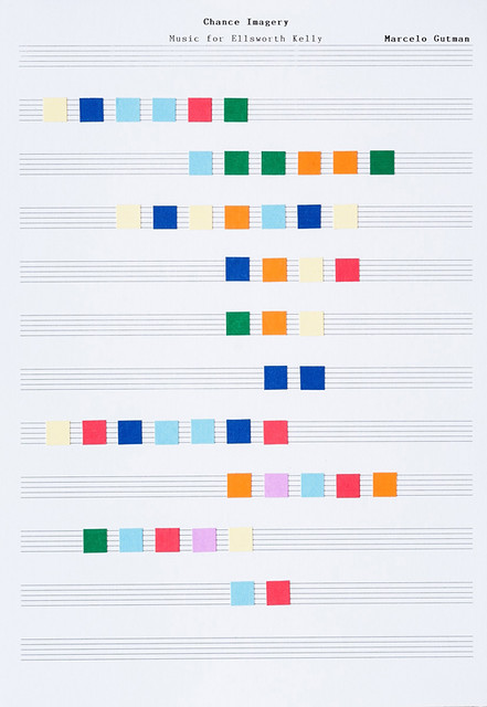 Chance Imagery. Music for Ellsworth Kelly
