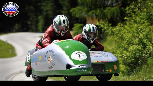last sidecar race 2012 Tauplitzalm Bergpreis (c) 2016 Бернхард Эггер фото :: ru-moto images 7395