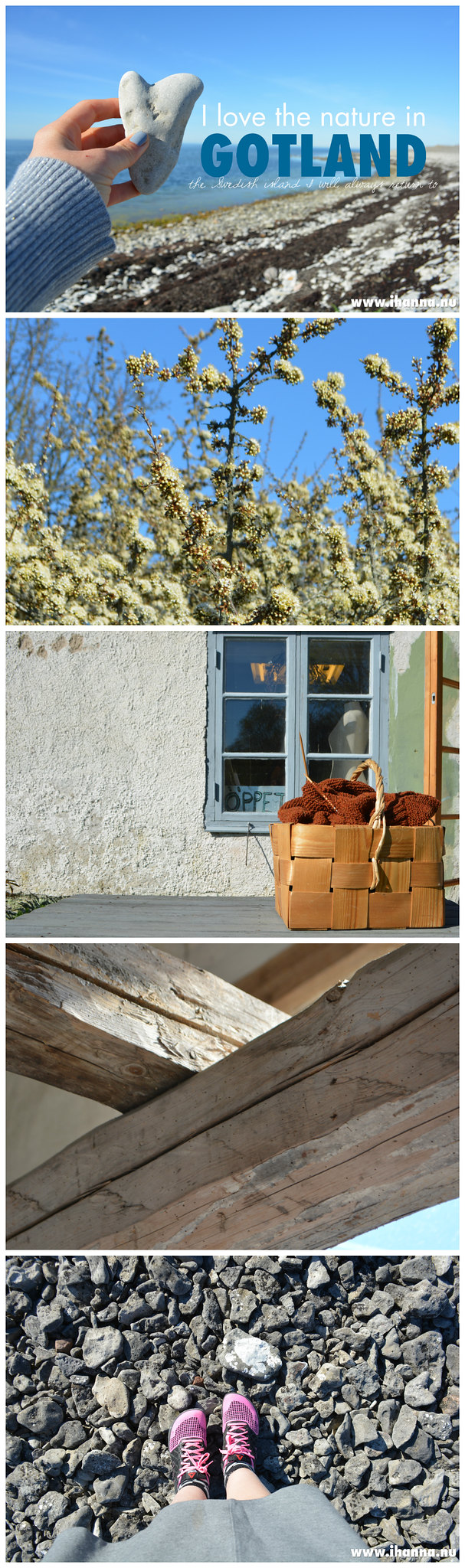 Gotland in my Heart - photos by Hanna Andersson aka iHanna of www.ihanna.nu #sweden