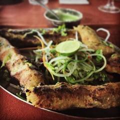 mulethy chaman sheekh kabab