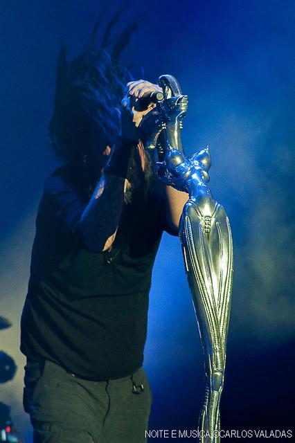 Korn - Rock in Rio Lisboa '16