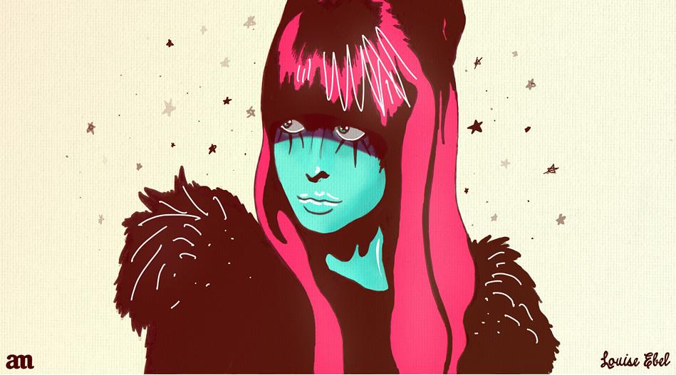 """Galaxy Boom - """"Louise Ebel"""""""