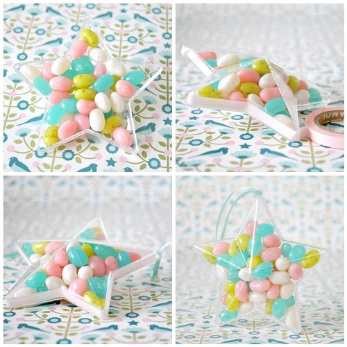 Jelly Belly stars steps1 - 4
