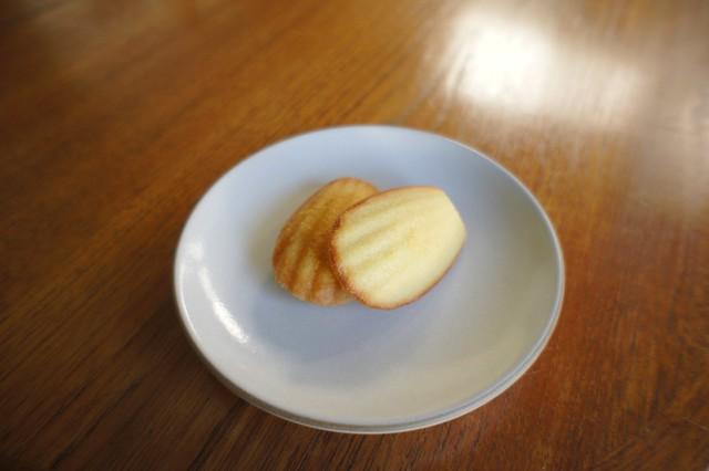 Madeleine Cakes by Jenny