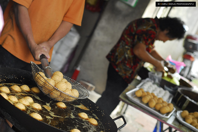Street food: Sesame Ball