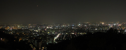 Gwangju at Night