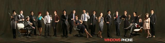 The Mad Men & Women of the Windows Phone design studio