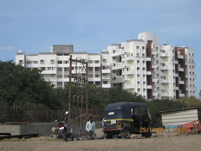 Paranjape Schemes' Madhukosh, Dhayari Phata, Sinhagad Road, Pune