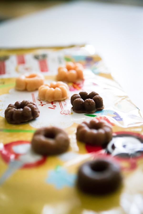 mini mini donuts