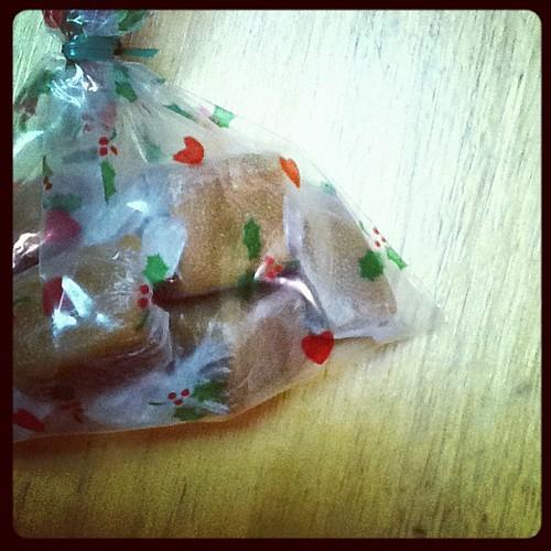 salty caramels.