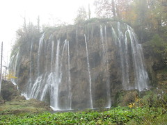 Waterfalls, Plitvice