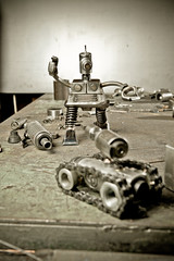 Berzerker!!! Robot ATTACK