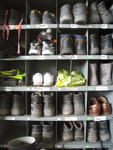 Operation Farm - shoes