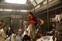 111203(4) - 真人版電影《神劍闖江湖》正式發表第一批場面劇照集! (2/5)