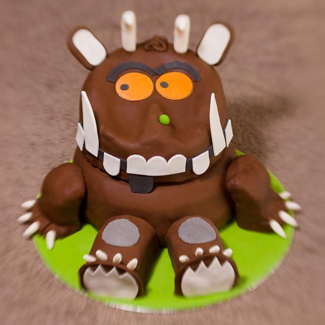 Gruffalo Birthday Cake Topper
