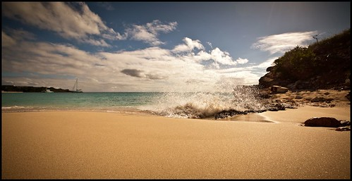 cloud sun mer storm france beach water netherlands canon island see soleil boat saintmartin wave caribbean vague plage antilles sintmaarten île caribbeansea néerlandais kingdomofthenetherlands canoneos5dmarkii 5dmarkii