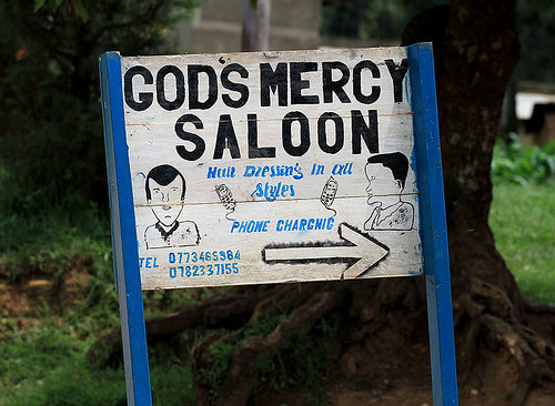 God's Mercy Saloon