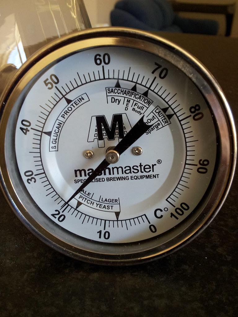 Mash Master thermometer