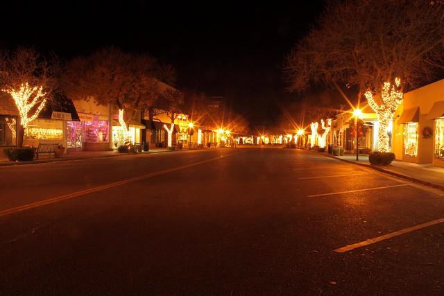 Christmas Lights in Los Altos, California 2