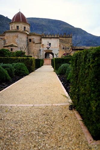 Monasterio de Santa María de la Valldigna