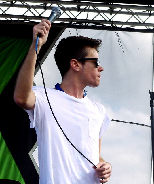 Classify Nate Ruess of fun.