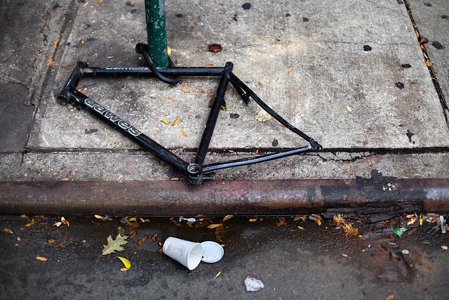 Skeletons NYC, #4