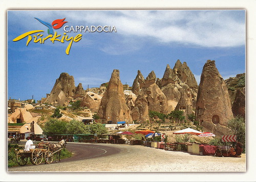 Göreme National Park and the Rock Sites of Cappadocia