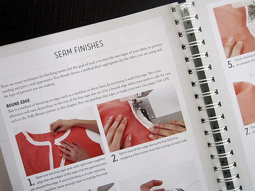 in Colette Sewing Handbook