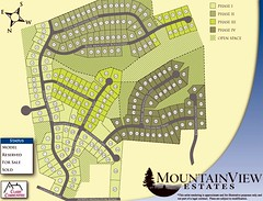 """Mountain View Estates"" in Pennsylvania (via Classic Communities)"