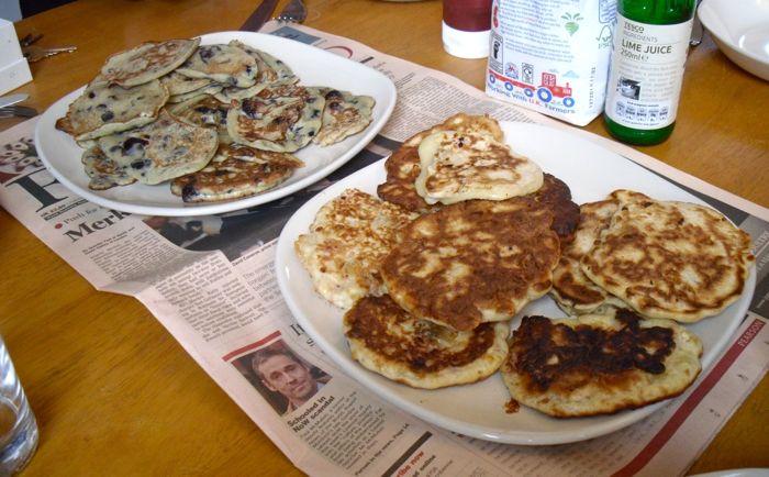 charlottes pancakes