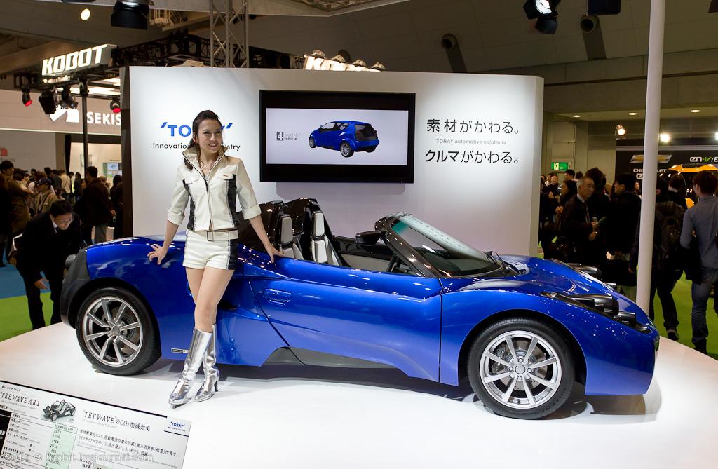 Motor Show - Toyota