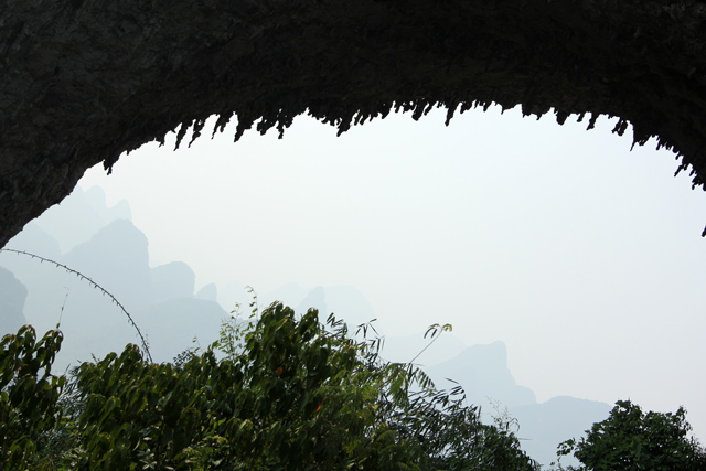Rock Climbing in Guilin