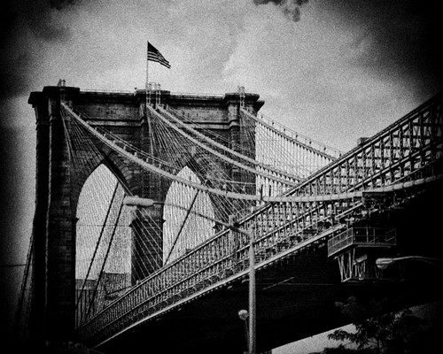 365 Day 341: My Hood: The Brooklyn Bridge by ★ 0091436 ★