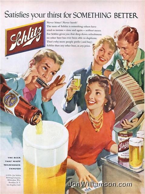 Schlitz-1956-music