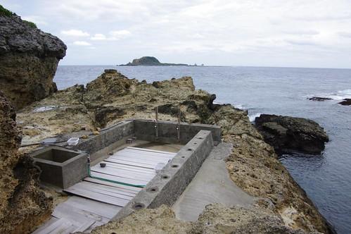 Kodakara-jima island - Yudomari spa