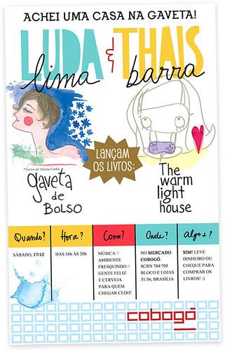 Gaveta de Bolso em Brasília!