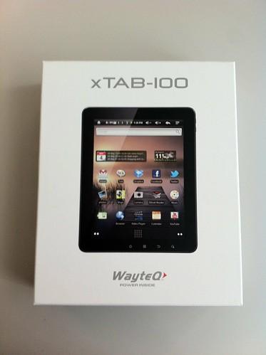 WayteQ xTAB-100 #1