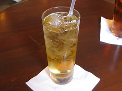 jameson and ginger ale