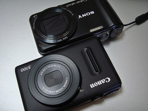 Canon PowerShot S100を買った