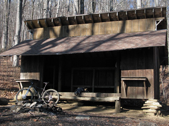Buckhorn Shelter