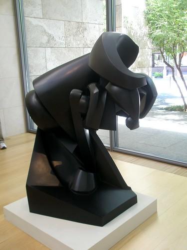 Raymond Duchamp-Villon 'Large Horse' (Le Cheval majeur) by hanneorla