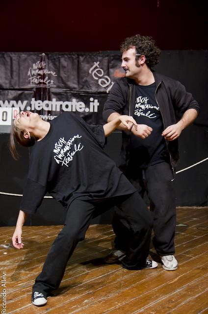 Teatrate Roma vs Arezzo-4810