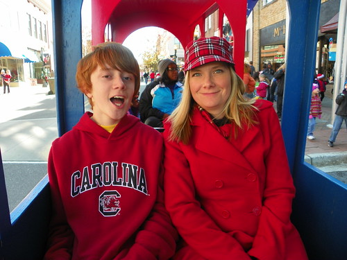 111203 Christmasville 06 - Spencer & Holly