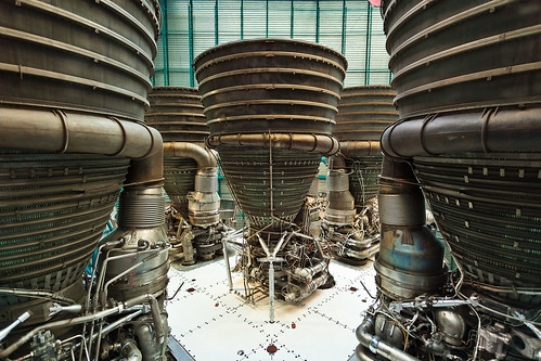 Business End of the Saturn V