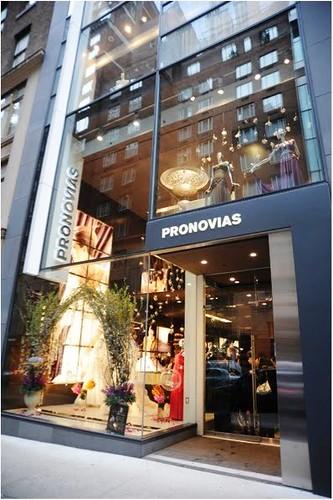 New York - Pronovias