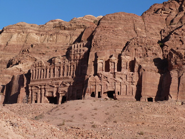 Ruinas de Petra (Jordania)