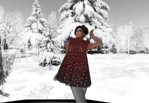 Esclusive Gift December *Cerise* Morea Style by Cherokeeh Asteria