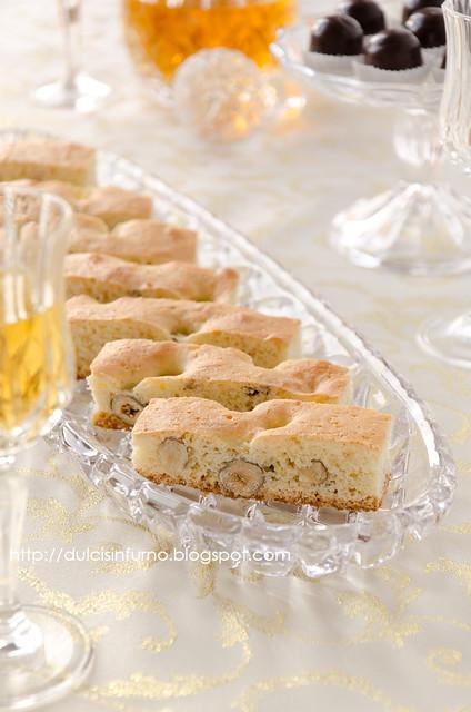 Biscotti alle Nocciole Senza Glutine-Gluten Free Hazelnut Biscuits