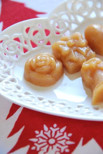 toffee alla vaniglia e fleur de Sel