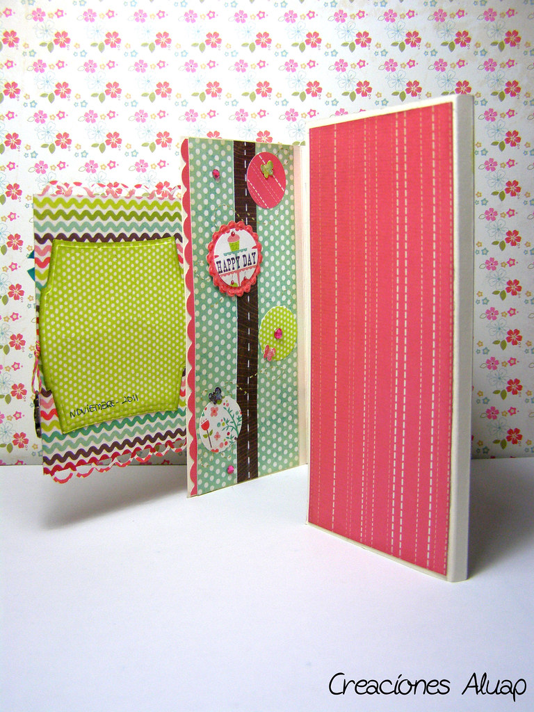 Interior tarjeta cumpleaños - Inside birthday card